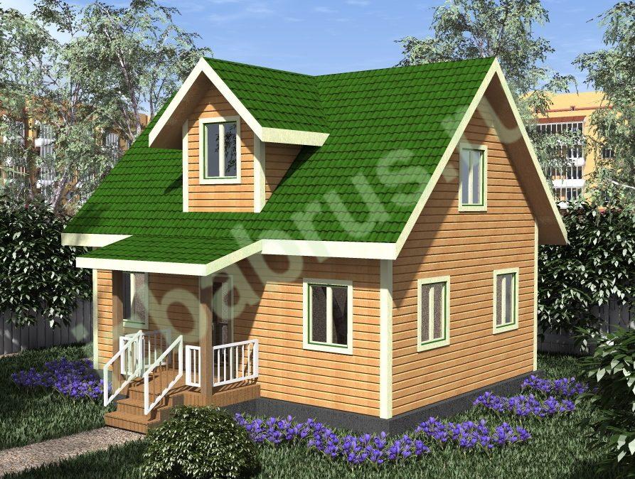 Дом проект 11