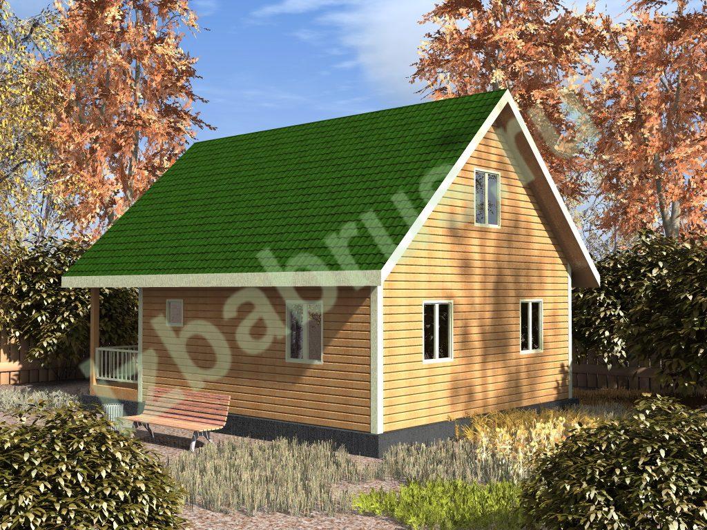 Дом проект 12