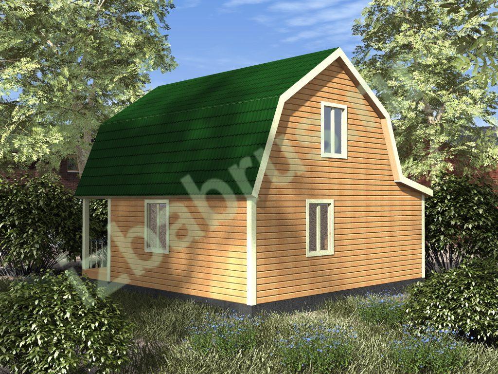 Дом проект 9