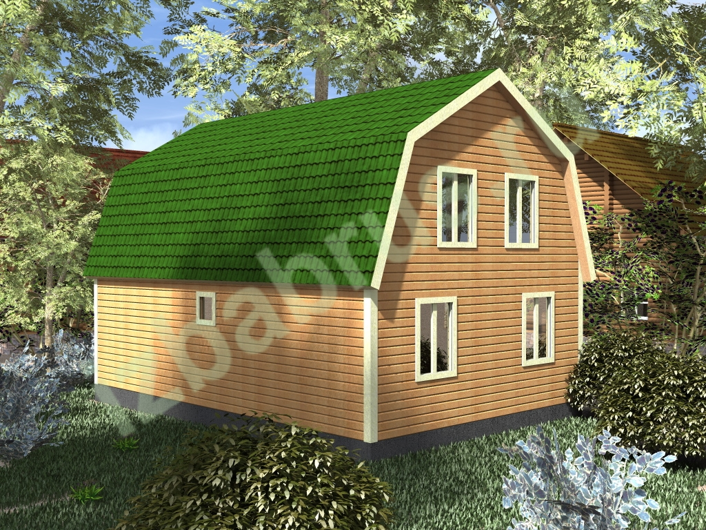 Дом проект 7