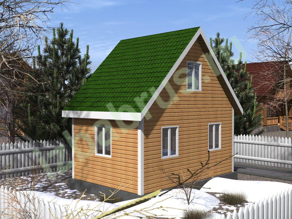 Дом проект 2