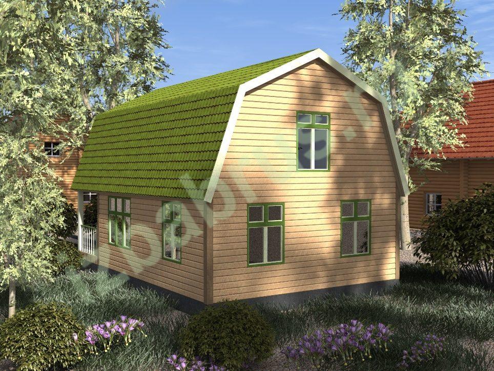 Дом проект 8