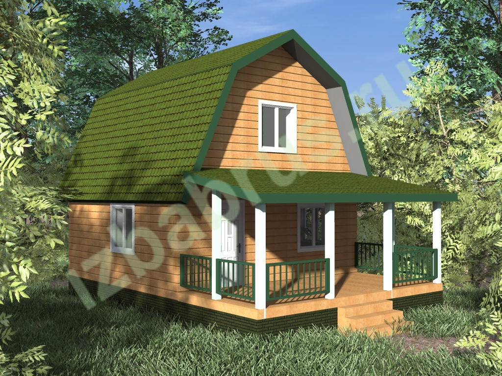 Дом проект 19