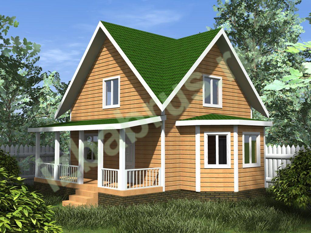Дом проект 31