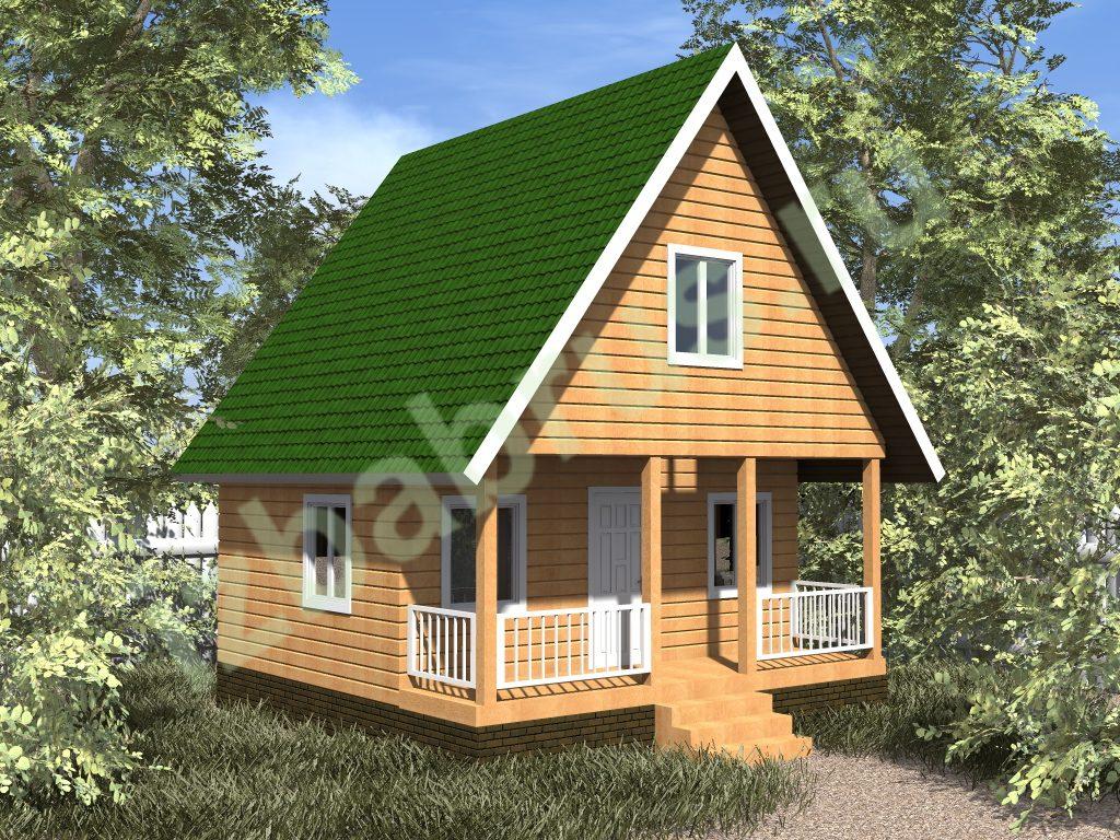 Дом проект 15