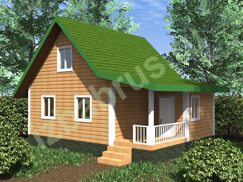Дом проект 20