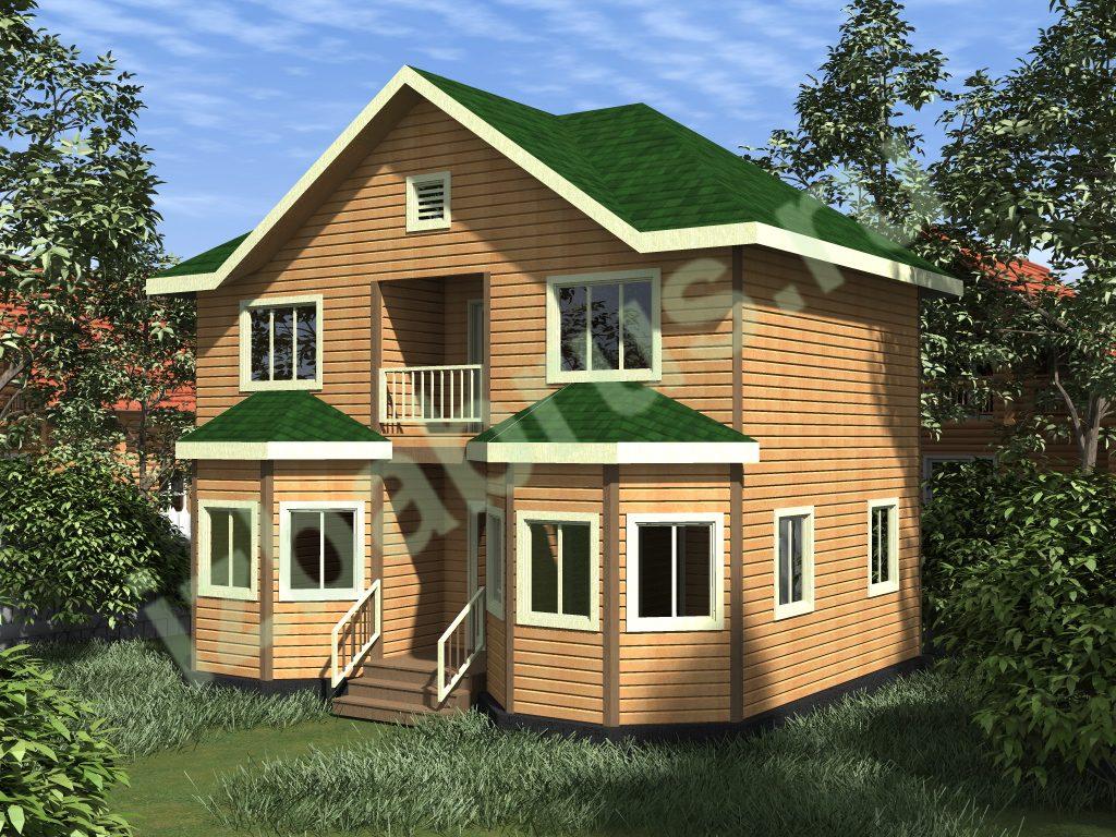 Дом проект 39