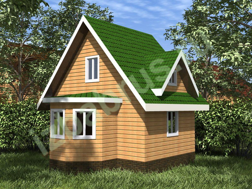 Дом проект 23