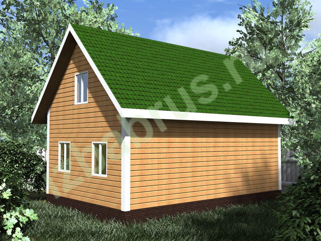 Дом проект 32