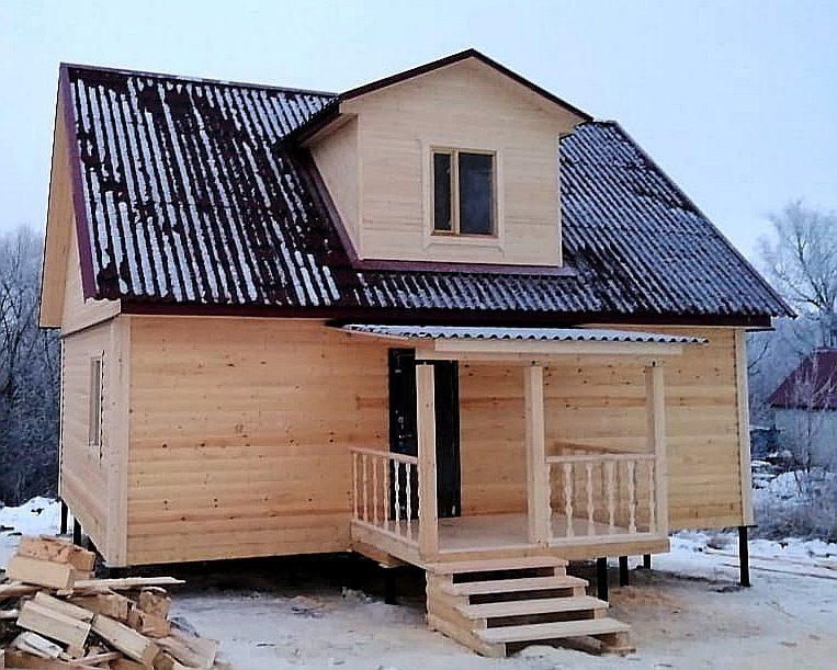 Дом проект 38