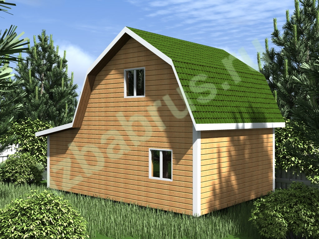 Проект дом 25