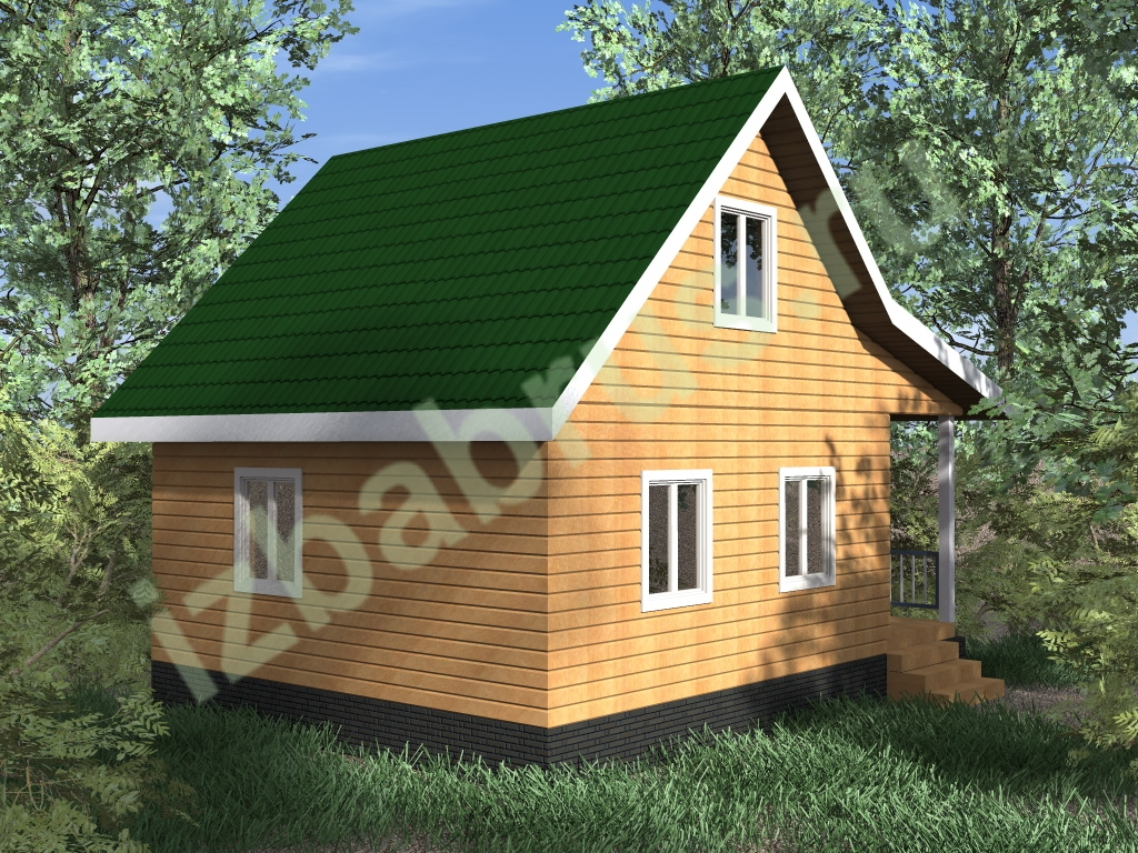 Дом проект 18