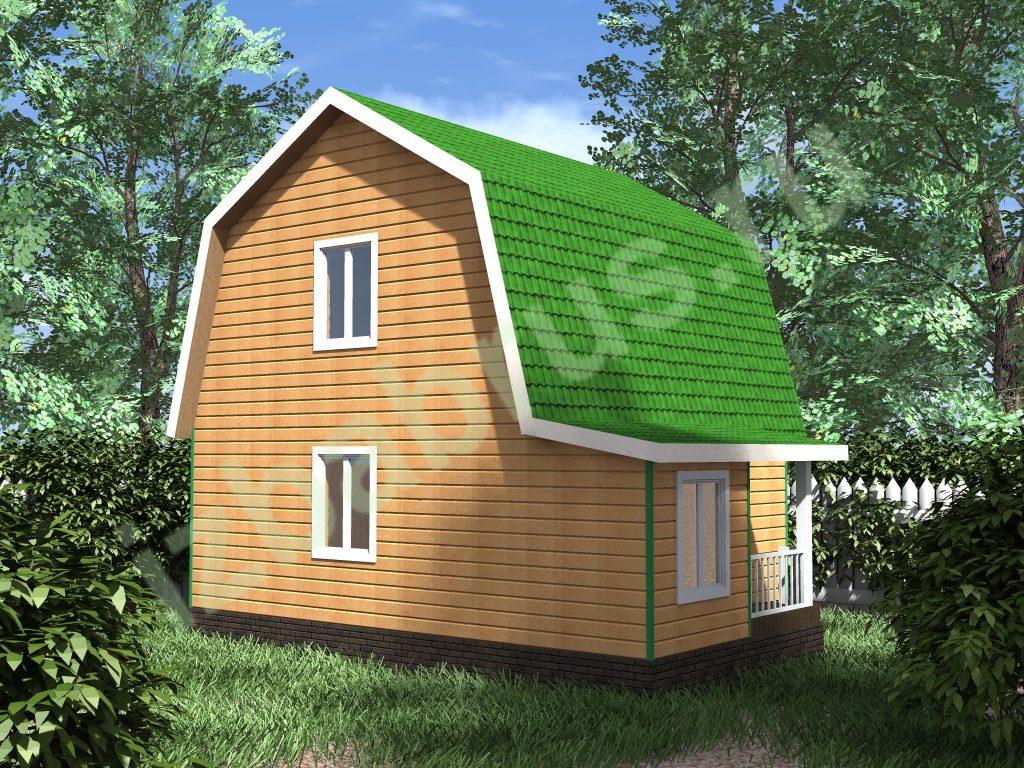 Дом проект 17