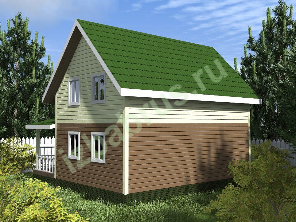 Дом проект 28