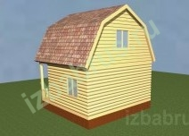 Дом проект 16