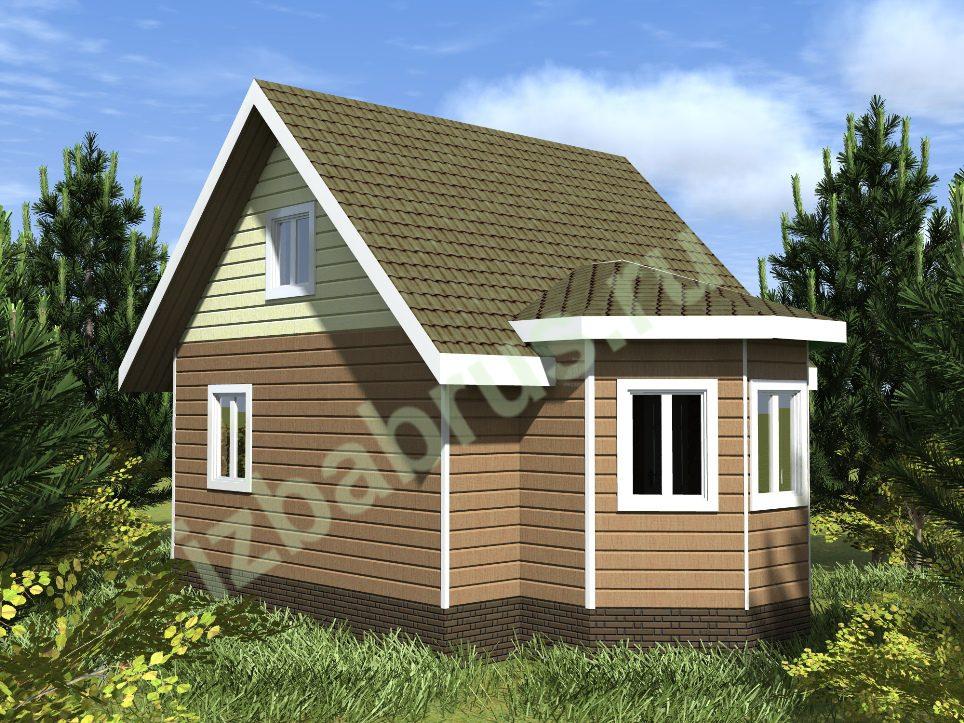Дом проект 22