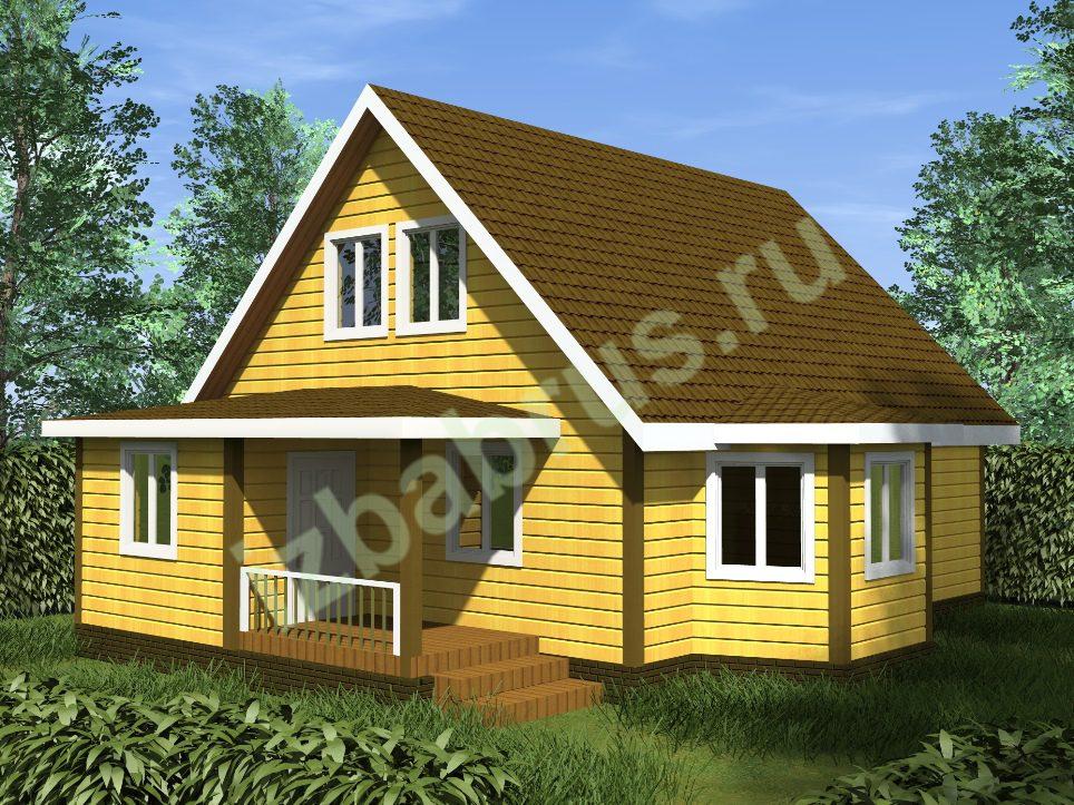 Дом проект 29