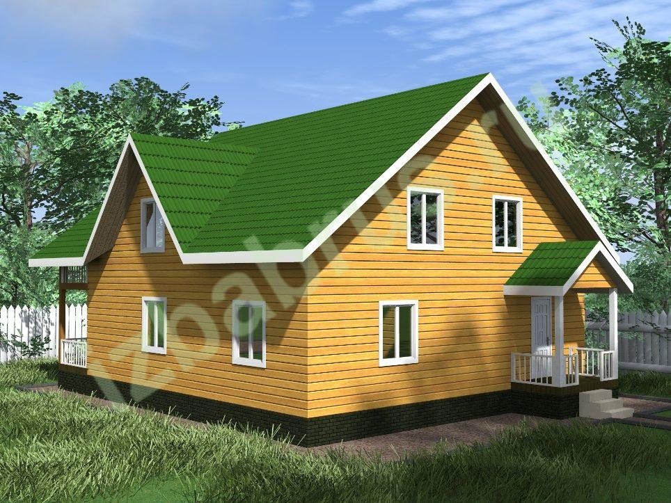 Дом проект 33