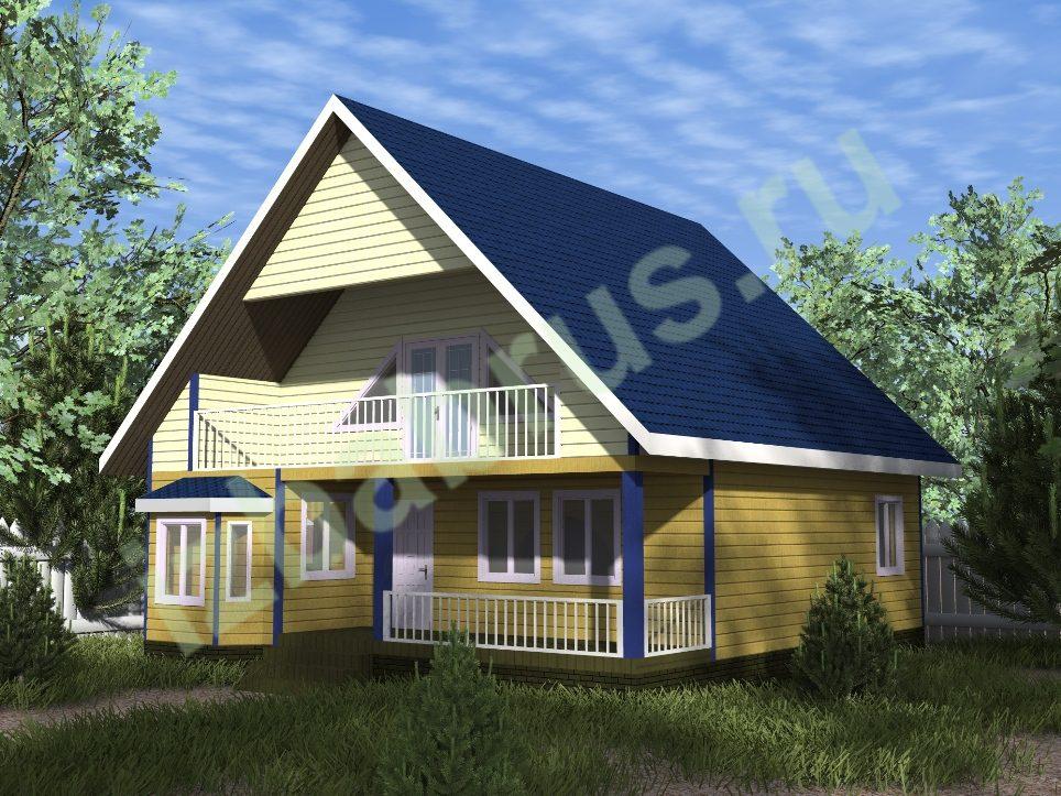 Дом проект 36