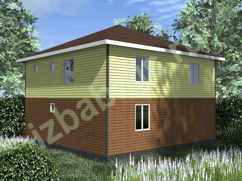 Дом проект 14