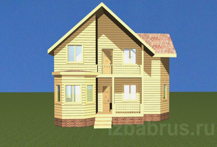 Дом проект 34