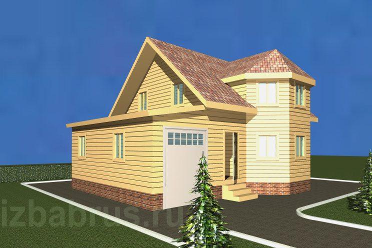 Дом проект 35