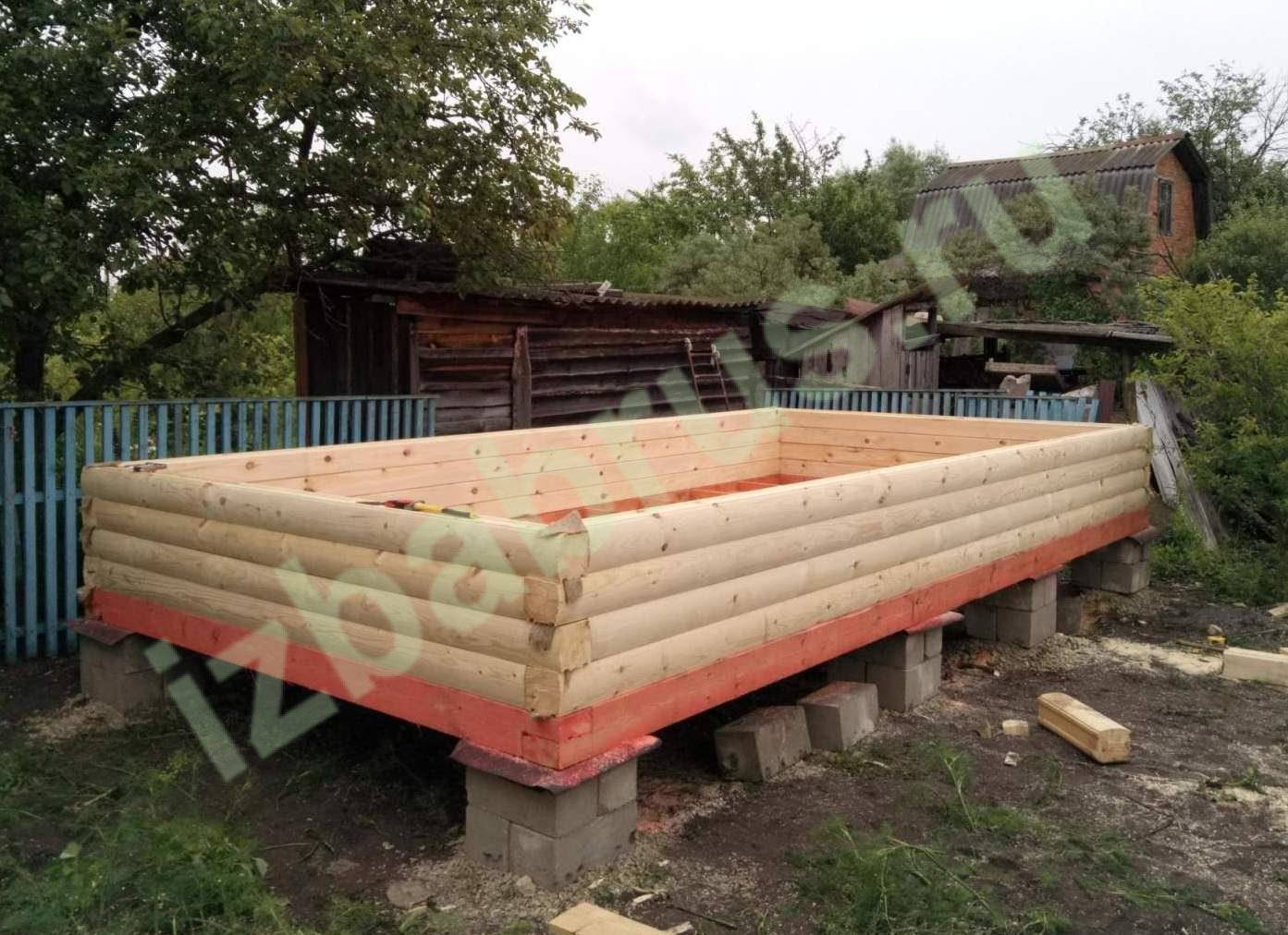 Баня проект 13