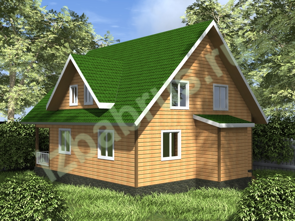 Дом проект 30