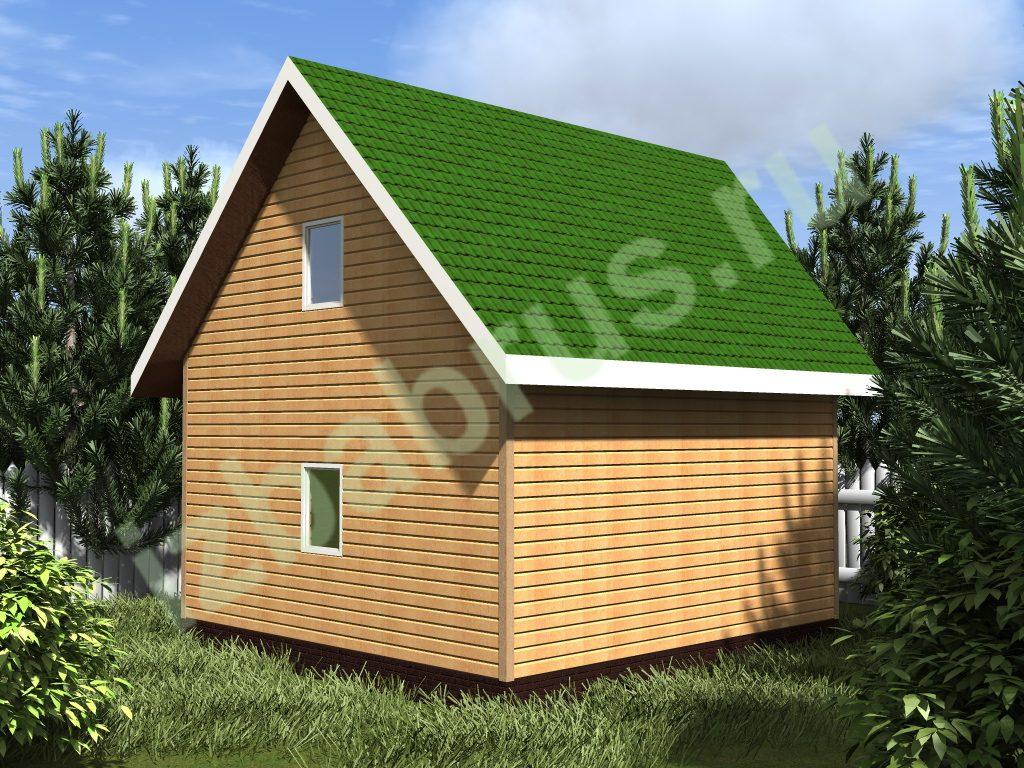 Дом проект 42