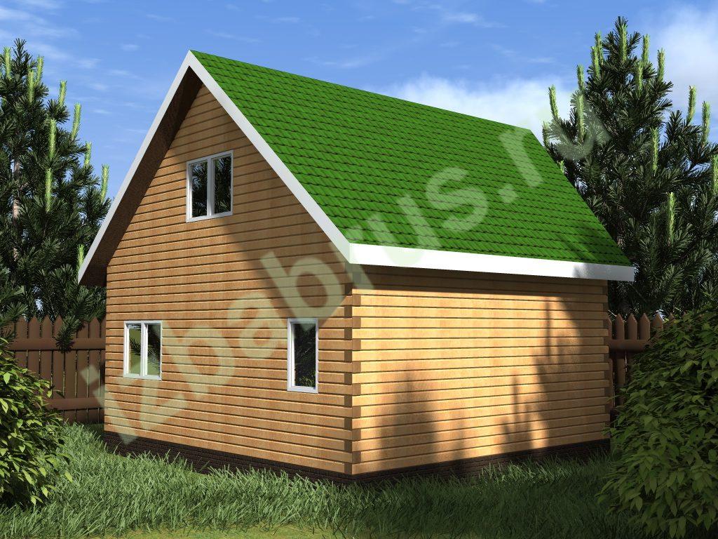 Дом проект 41