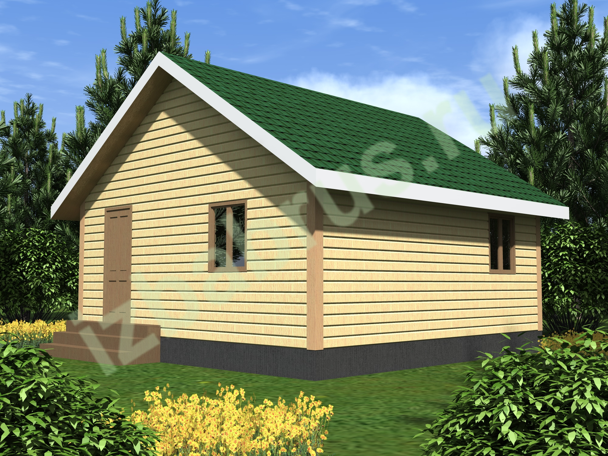 1 этаж брус дом проект 4 (1)