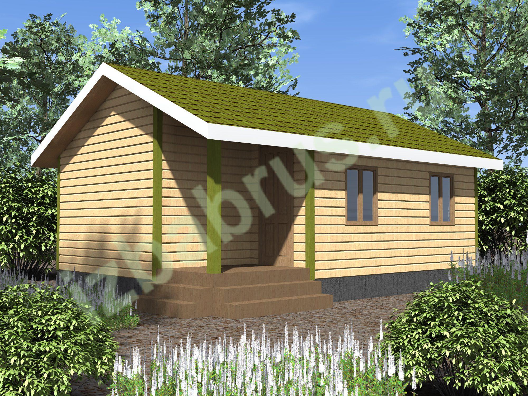 1 этаж брус дом проект 8 (1)