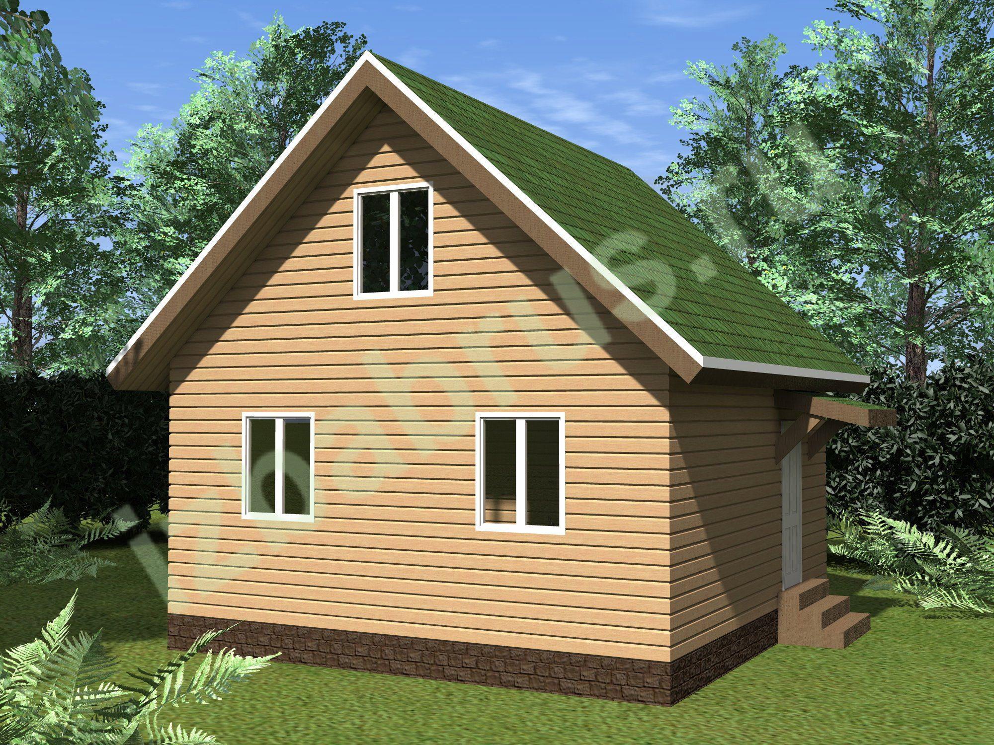 Дом проект 47