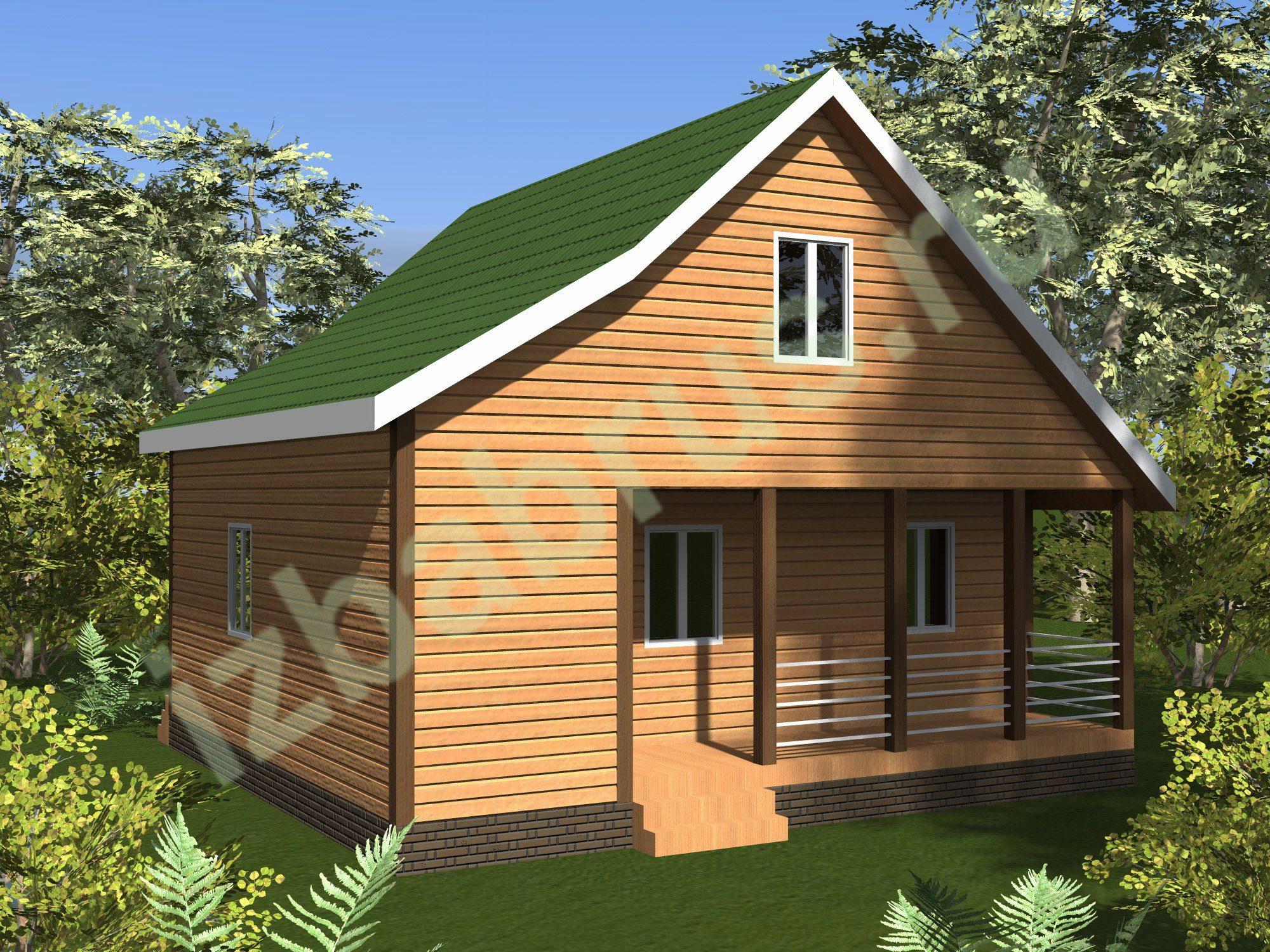 Дом проект 50