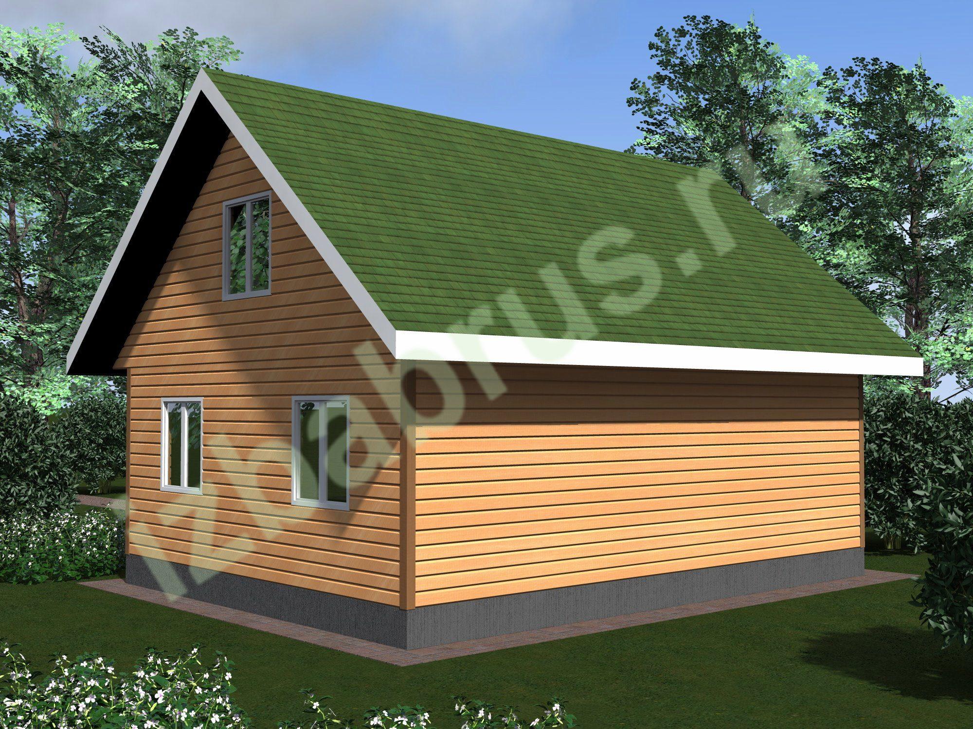 Дом проект 51