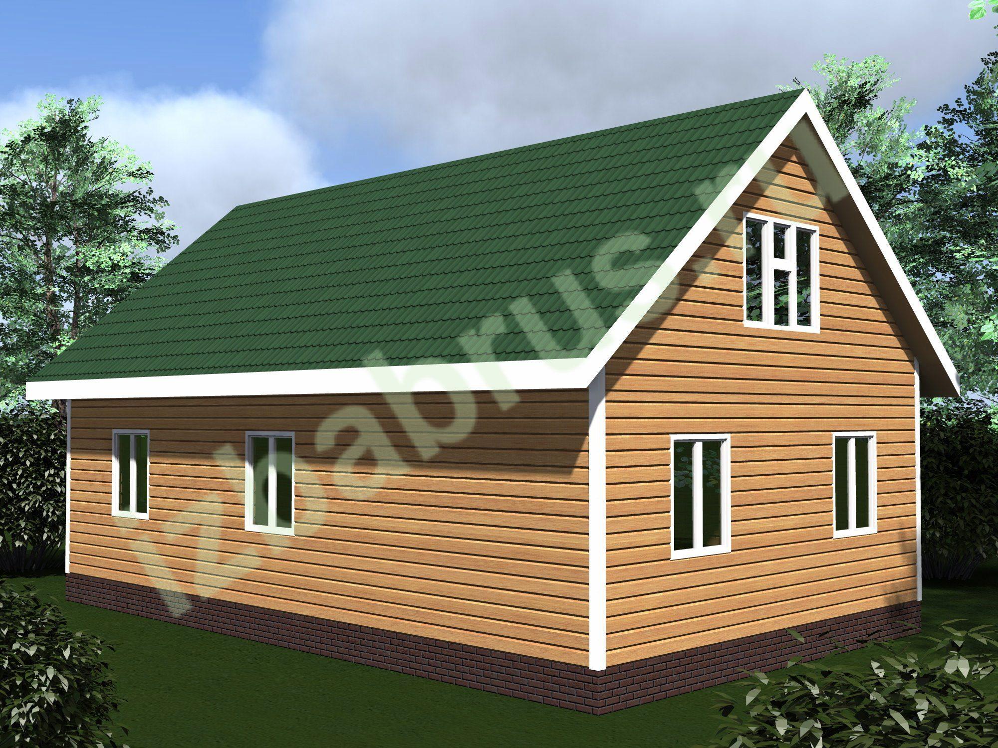 Дом проект 53
