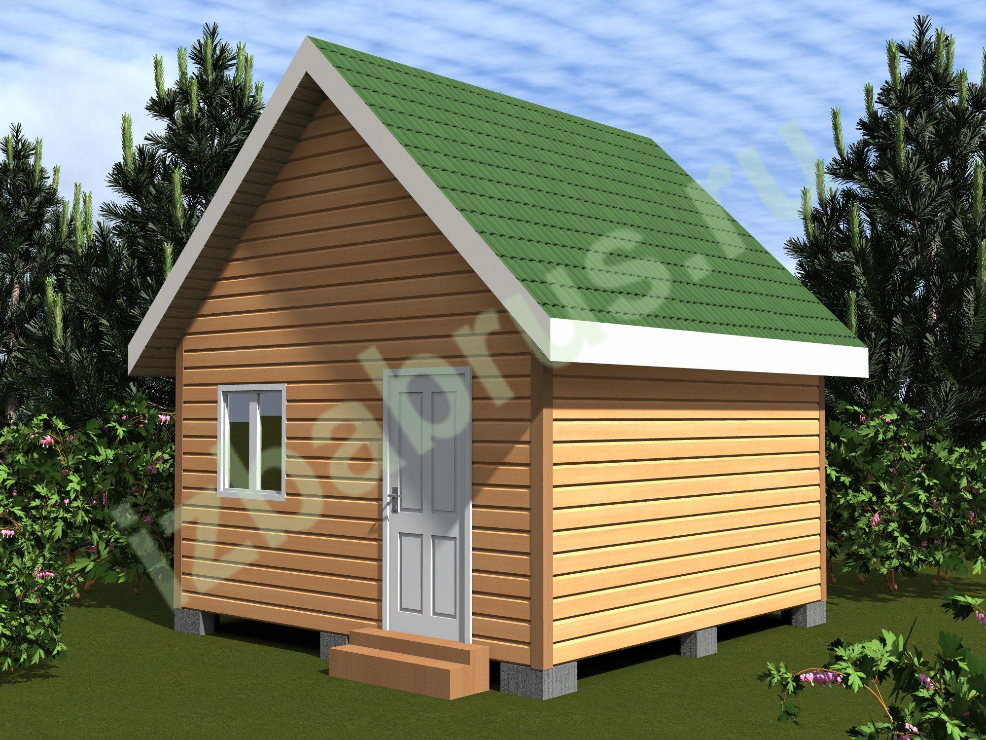 Дом проект 54