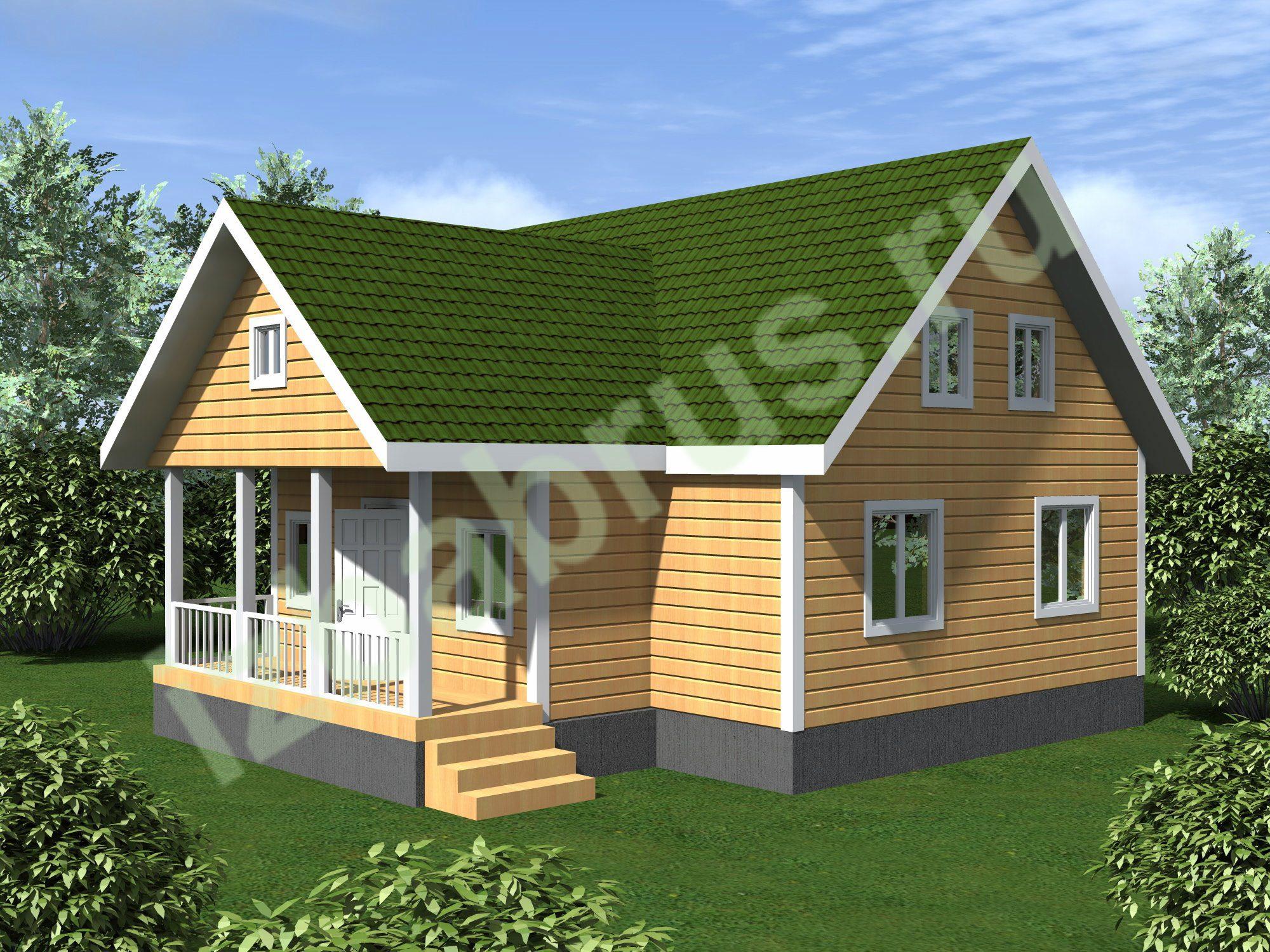Дом проект 40
