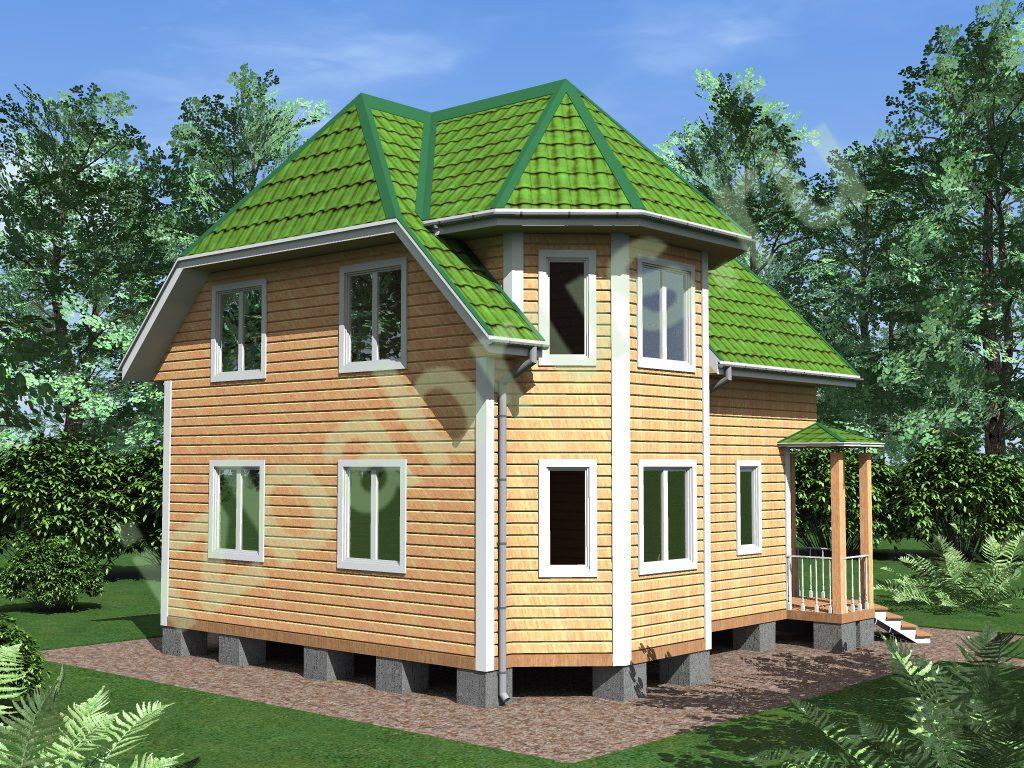 Дом проект 76