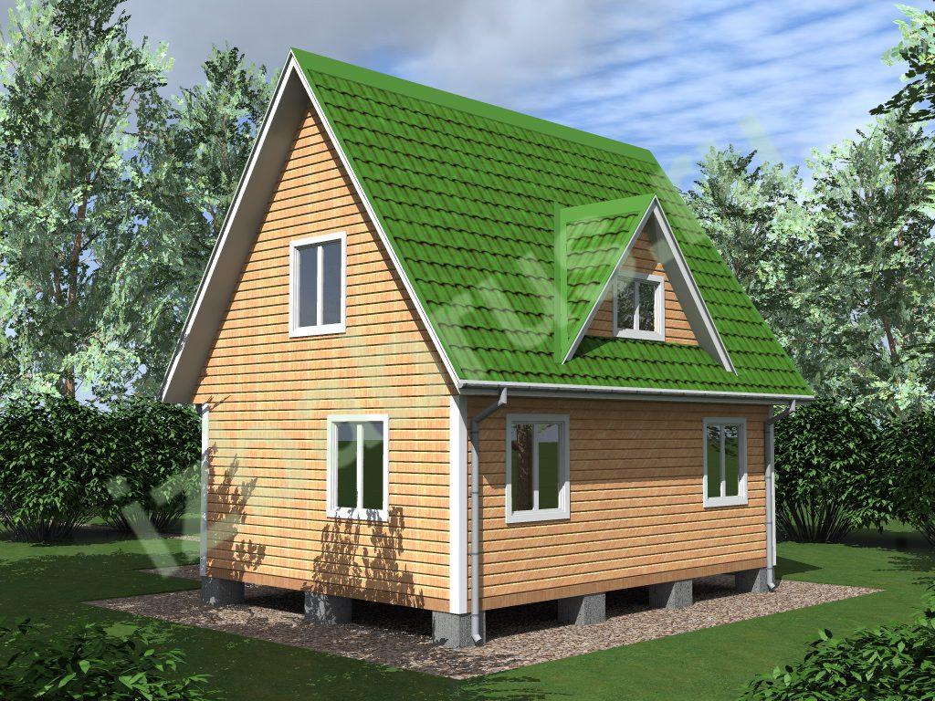 Дом проект 83