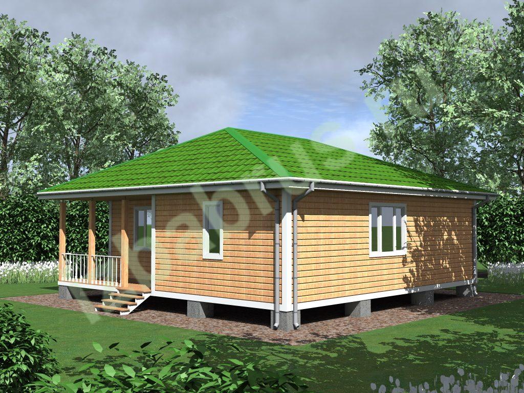 дом проект 3