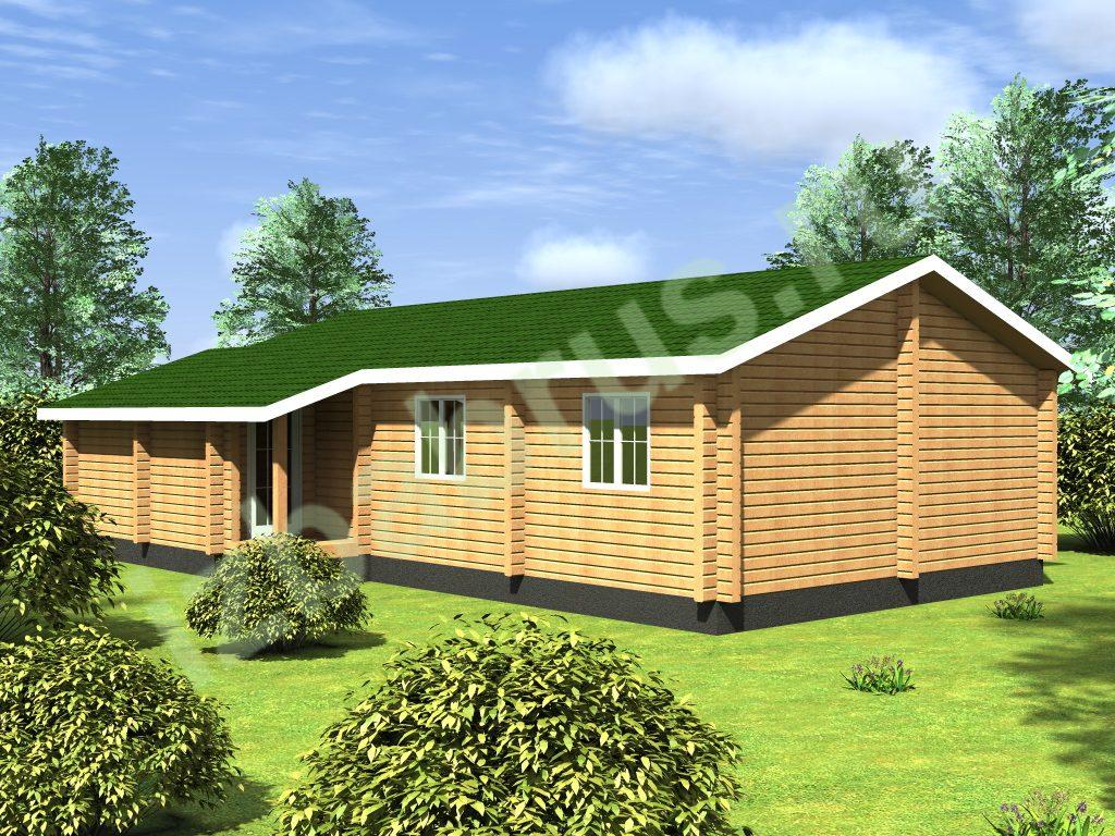 Дом проект 4
