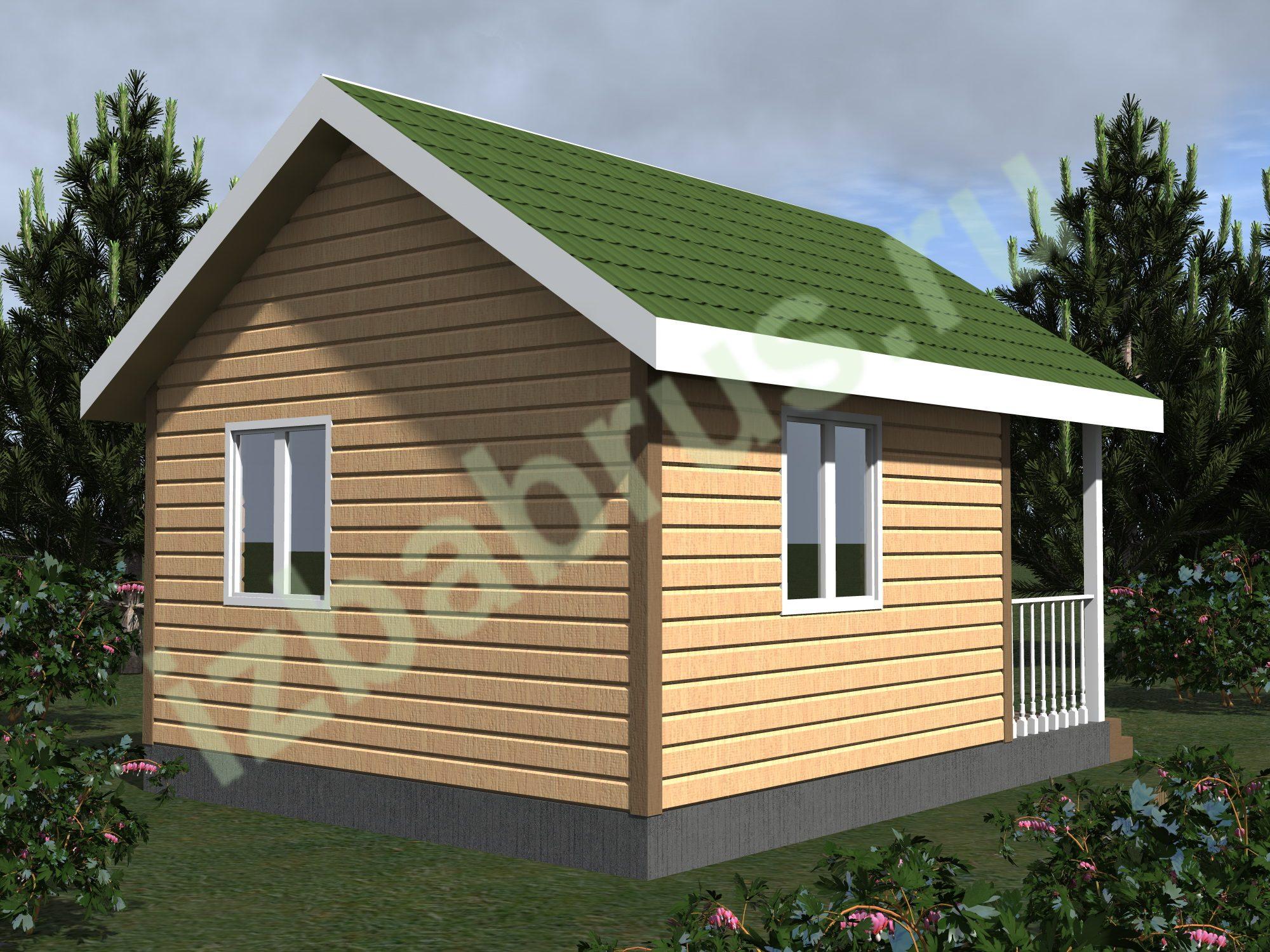 дом проект 1