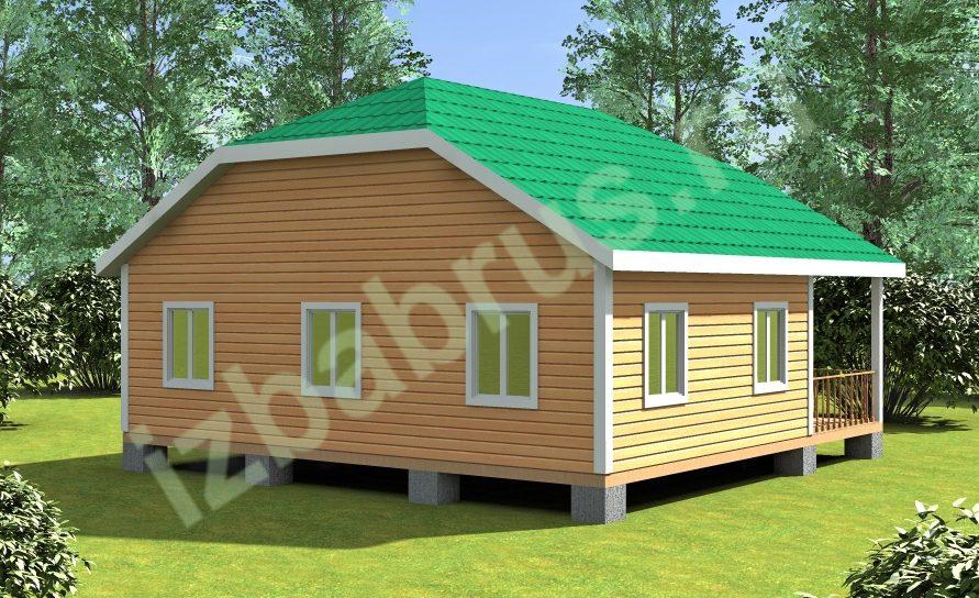Дом проект 6