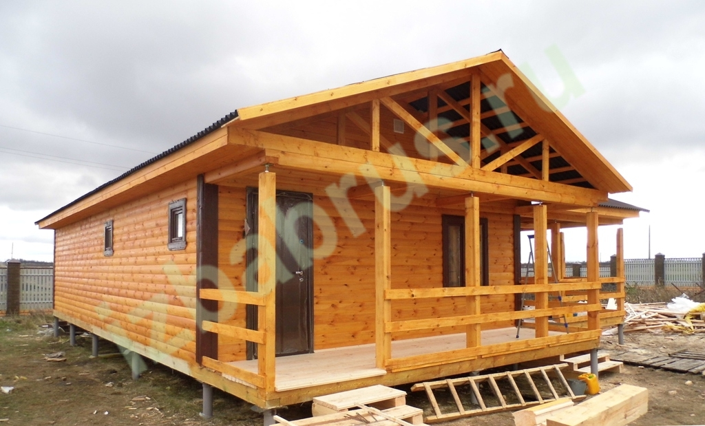 дом проект 1а
