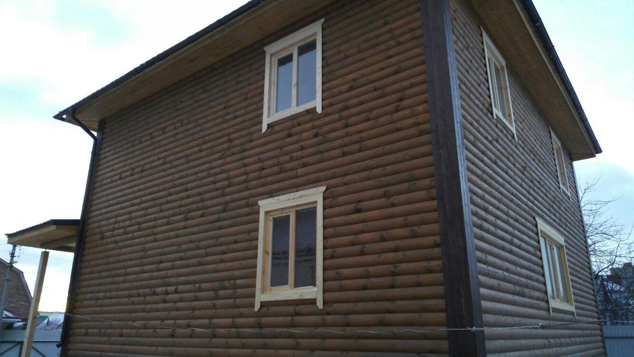 Дом проект 1 Б